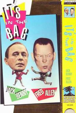 Постер фильма Оно в чемодане! (1945)
