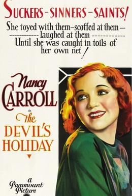 Постер фильма Праздник дьявола (1930)