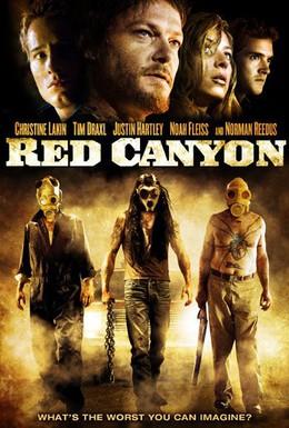 Постер фильма Красный каньон (2008)