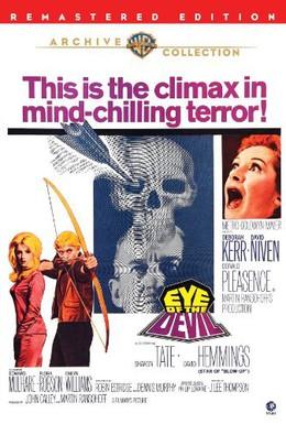 Постер фильма Глаз дьявола (1966)
