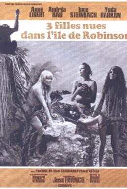 Постер фильма Робинзон и его дикие рабыни (1972)