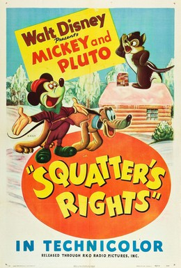 Постер фильма Права незаконного вселенца (1946)