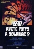 Что они сделали с Соланж? (1972)