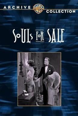 Постер фильма Души для продажи (1923)