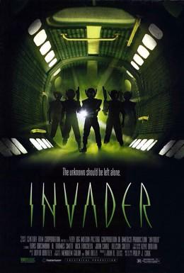 Постер фильма Invader (1992)