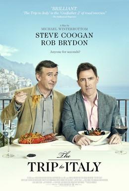 Постер фильма Поездка в Италию (2014)