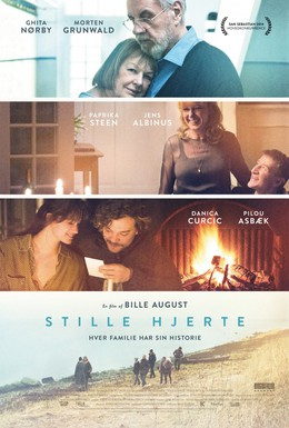 Постер фильма Тихое сердце (2014)