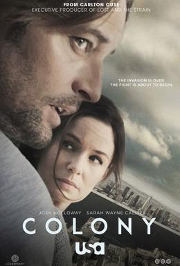 Постер фильма Колония (2016)