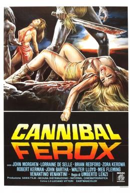 Постер фильма Каннибалы (1981)