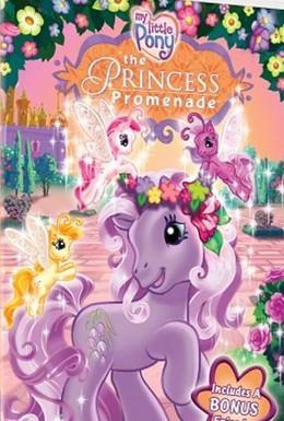 Постер фильма Мой маленький пони: Прогулка принцессы (2006)