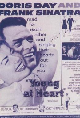 Постер фильма Это молодое сердце (1954)