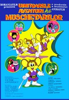 Потрясающие приключения мышкетеров (1987)