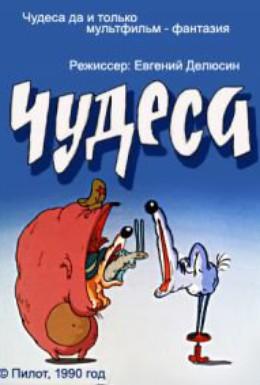 Постер фильма Чудеса (1990)