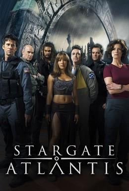 Постер фильма Звездные врата: Атлантида (2004)