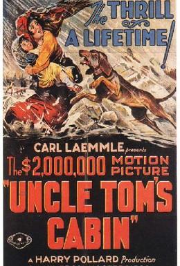 Постер фильма Хижина дяди Тома (1927)