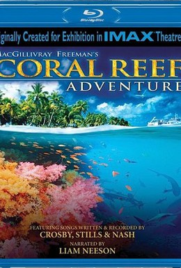Постер фильма Приключения на Коралловом Рифе (2003)
