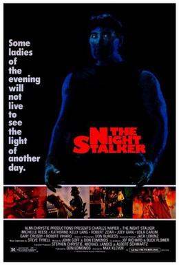 Постер фильма Ночной охотник (1986)