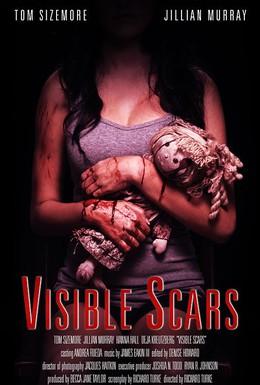 Постер фильма Видимые шрамы (2012)