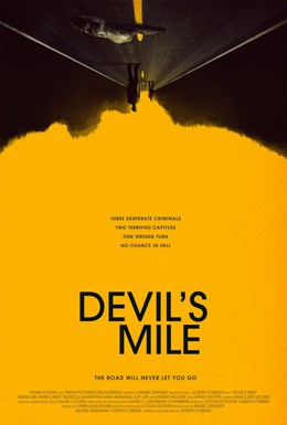Постер фильма Дьявольская миля (2014)