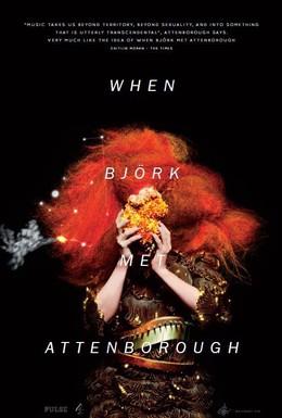 Постер фильма Когда Бьорк встретила Аттенборо (2013)