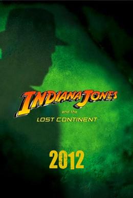 Постер фильма Индиана Джонс 5 (2020)