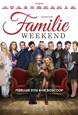 Постер фильма Выходные в кругу семьи (2016)