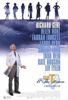 Постер фильма Доктор 'Т' и его женщины (2000)