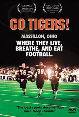 Постер фильма Вперед тигры (2001)