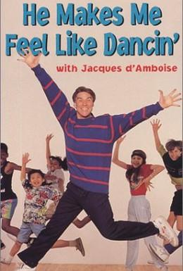 Постер фильма Он научил меня чувствовать танец (1983)