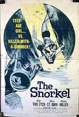 Постер фильма Дыхательная трубка (1958)