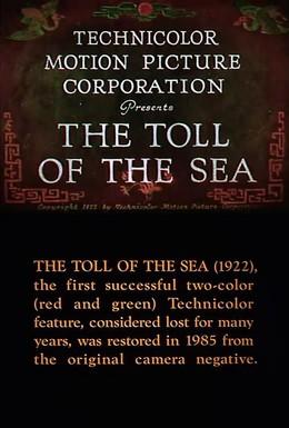 Постер фильма Жертвы моря (1922)
