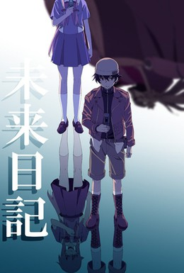 Постер фильма Дневник будущего (2011)