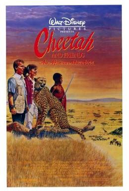 Постер фильма Гепард (1989)