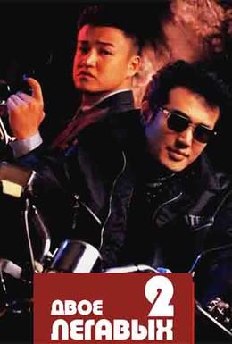 Постер фильма Два полицейских 2 (1996)