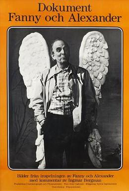 Постер фильма Фанни и Александр. Хроника создания фильма (1986)