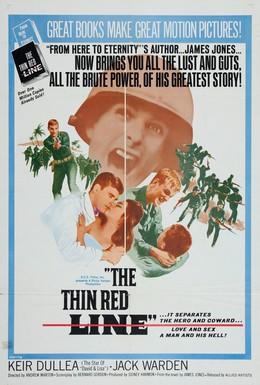 Постер фильма Тонкая красная линия (1964)