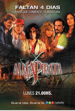 Постер фильма Пиратская душа (2006)