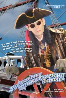 Постер фильма Новогодние приключения в июле (2008)