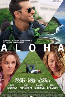 Постер фильма Алоха (2015)