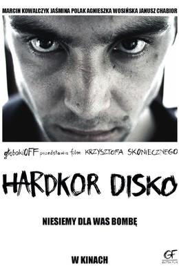 Постер фильма Хардкорное диско (2014)