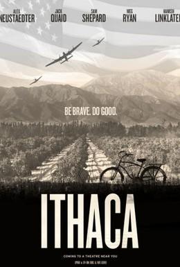Постер фильма Итака (2015)