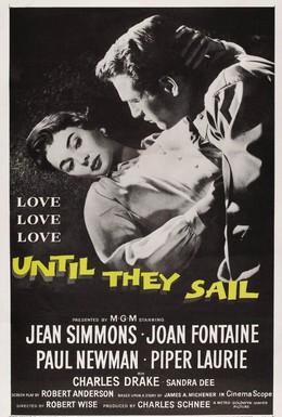 Постер фильма Пока не поплывут (1957)