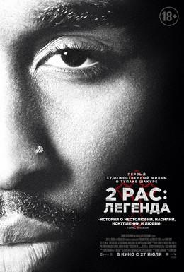 Постер фильма 2pac: Легенда (2017)