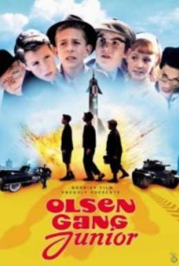 Постер фильма Банда Ольсена в юности (2001)