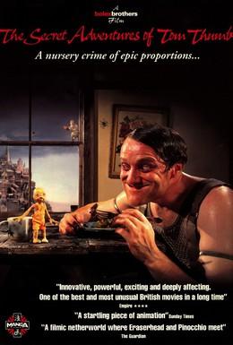 Постер фильма Тайные приключения Тома Тамба (1993)