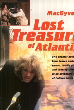 Постер фильма Макгайвер: Потерянные сокровища Атлантиды (1994)