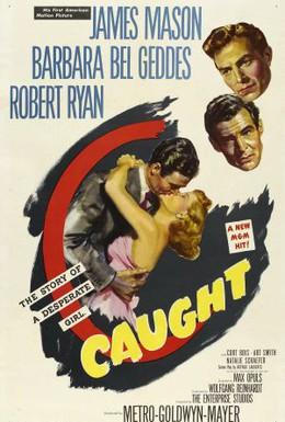Постер фильма Пленница (1949)