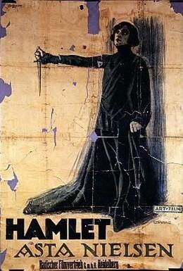 Постер фильма Гамлет (1921)