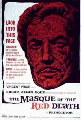 Постер фильма Маска красной смерти (1964)