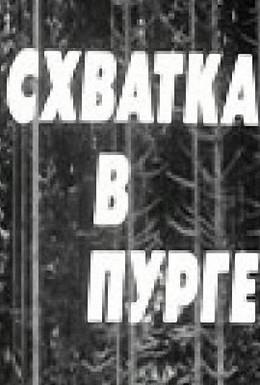 Постер фильма Схватка в пурге (1977)